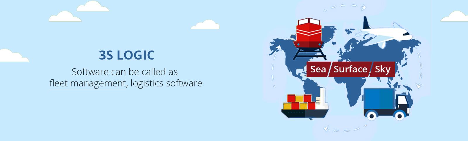 Logistics Management Software | Fleet Management Software System